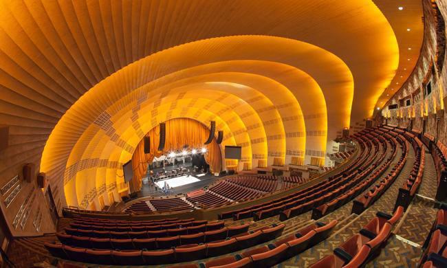 Thiết kế nhà hát – phòng khán giả