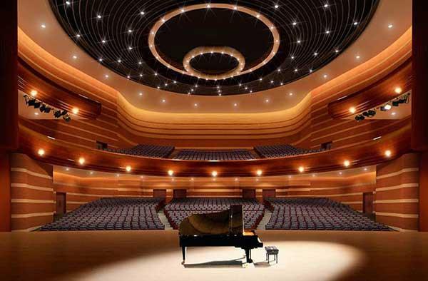 Tiêu chuẩn thiết kế nhà hát
