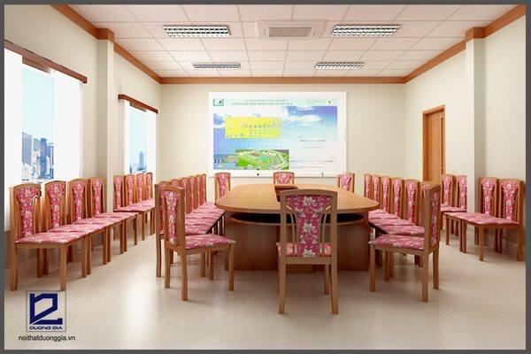 Mẫuthiết kế phòng họp PH-DG11