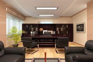 Mẫu thiết kế phòng Giám đốc GD-DG05