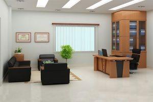 Mẫu thiết kế phòng Giám đốc GD-DG14