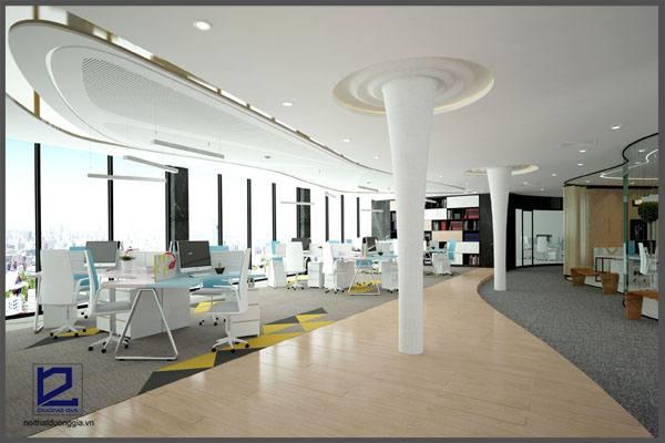 Thiết kế phòng giám đốc theo không gian mở tạo nên bước đột phá mới