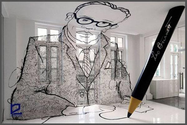 Thiết kế nội thất văn phòng Leo Burnett