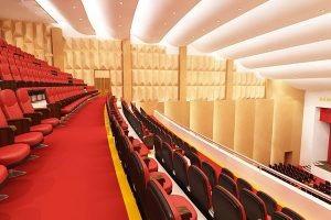 Thiết kế hội trường lớn UBND Q. Thanh Xuân HT-DG06