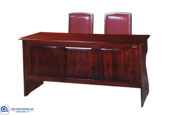 Bàn hội trường bằng gỗ tự nhiên BHT12LH2