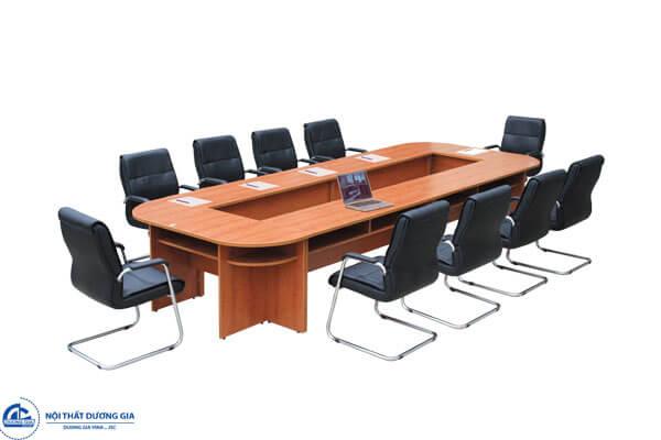 Bàn phòng họp bằng gỗ SVH4016