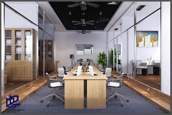 5 mẫu thiết kế nội thất văn phòng đẹp, ấn tượng nhất 2017
