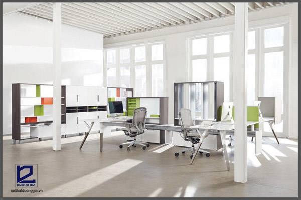Mẫu thiết kế nội thất văn phòng đẹp số 5