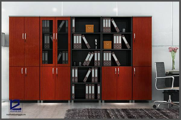Lựa chọn tủ sách phòng Giám đốc cần lưu ý những vấn đề gì?