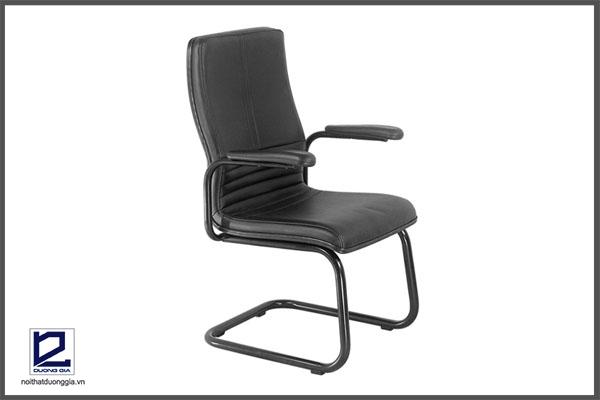 Ghế phòng họp chân quỳ GQ08A-S sang trọng, hiện đại.