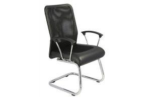 Ghế phòng họp chân quỳ GQ06-M chính hãng.