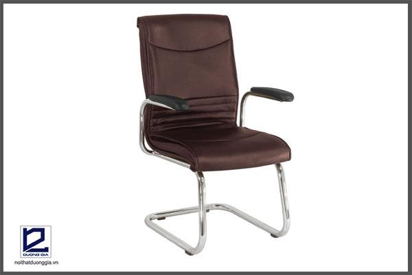 Ghế phòng họp chân quỳ GQ08B-M đẹp, chát lượng.