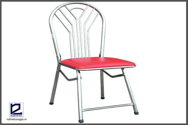Mẫu ghế làm việc bằng Inox đẹp 1