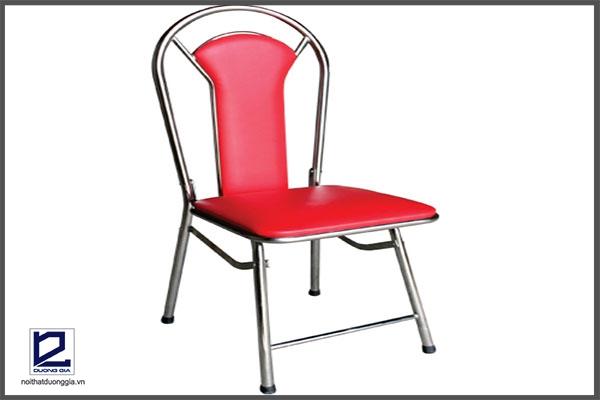 Ghế làm việc bằng Inox đẹp, đa dạng mẫu mã và siêu bền