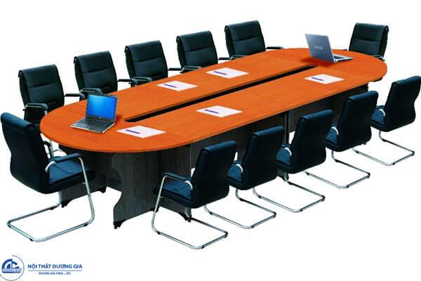 Bàn phòng họp bằng gỗ NTH4315