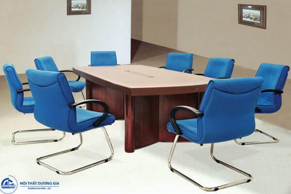 Bàn phòng họp bằng gỗCT2010H3