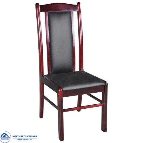 Mẫu ghế gỗ hội trường GHT11