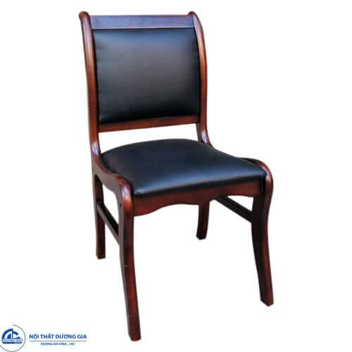 Mẫu ghế phòng họp bằng gỗ GHT05Mẫu ghế phòng họp bằng gỗ GHT05