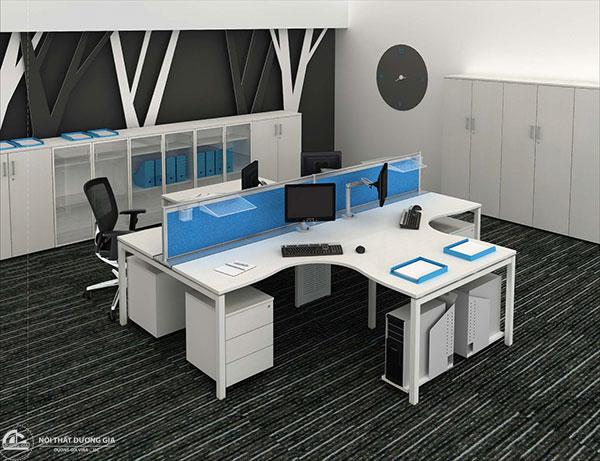 Mẫu nội thất văn phòng nhập khẩu cao cấp