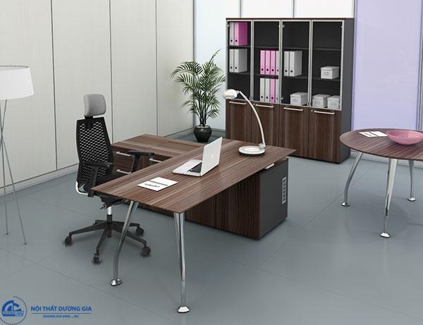 Mẫu nội thất văn phòng nhập khẩu cao cấp dành cho lãnh đạo