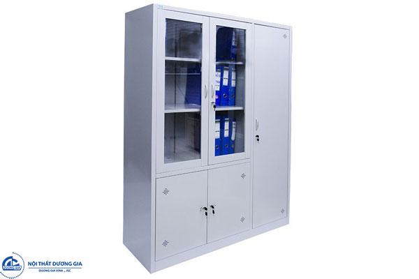 Tủ sắt văn phòngTU09K5 đơn giản, hiện đại
