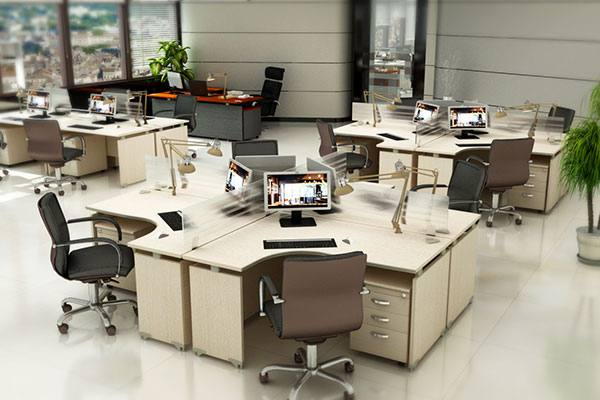 Điểm danh những sản phẩm nội thất văn phòng Hòa Phát đẹp nhất 2017