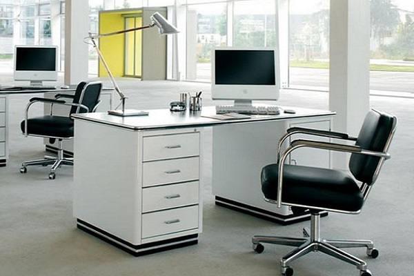 Những mẫu bàn làm việc văn phòng đẹp