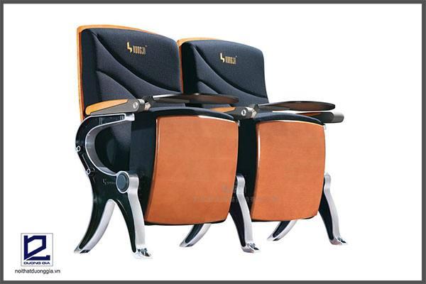 Mẫu ghế hội trường đôi nhập khẩu HJ818B