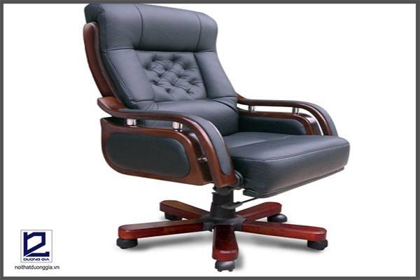 Mẫu ghế làm việc văn phòng dành cho lãnh đạo