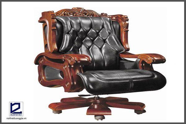 Mẫu ghế làm việc văn phòng dành cho lãnh đạo TQ22