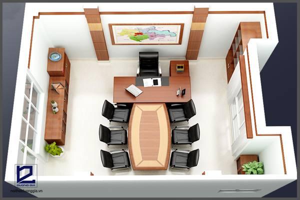 7 vật dụng quan trọng trong nội thất phòng Giám đốc bạn nên biết