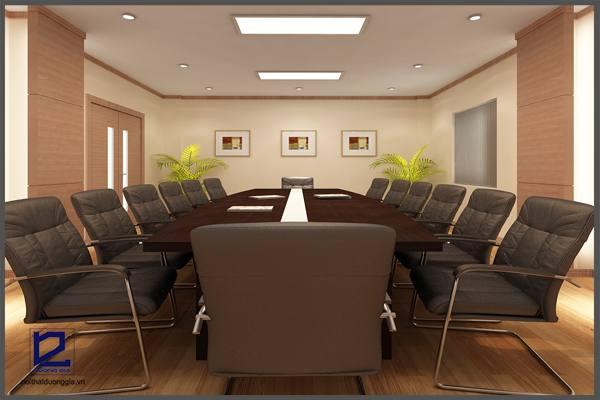 Mẫu thiết kế phòng họp PH-DG01 (góc chụp 2)