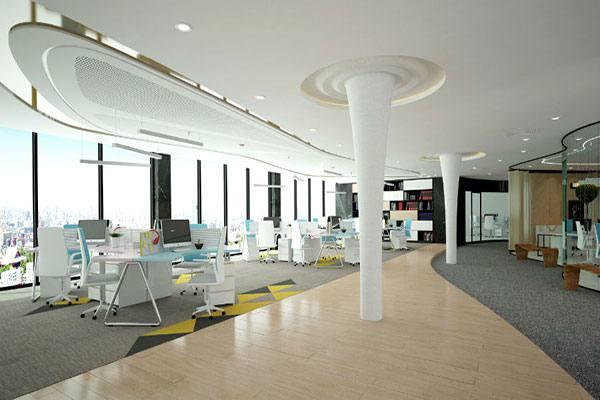Thiết kế nội thất nói chung, thiết kế phòng Giám đốc theo không gian mở nói chung ngày càng thịnh hành.