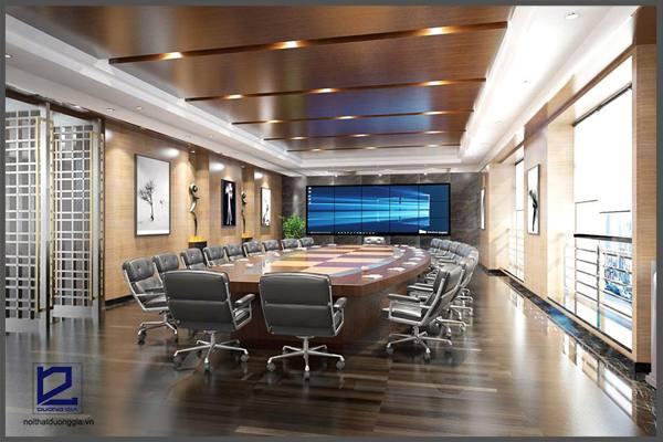 Tiêu chuẩn thiết kế nội thất văn phòng đảm bảo công năng