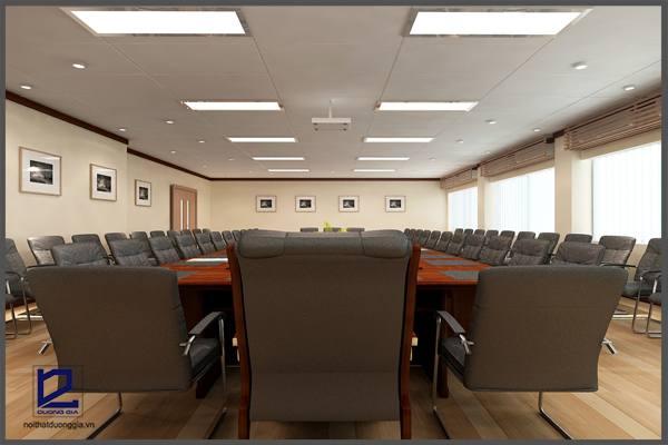 Mẫu thiết kế nội thất phòng họpPH-DG15 (góc chụp 4)