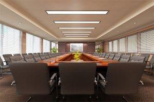 Mẫu thiết kế nội thất phòng họpPH-DG15