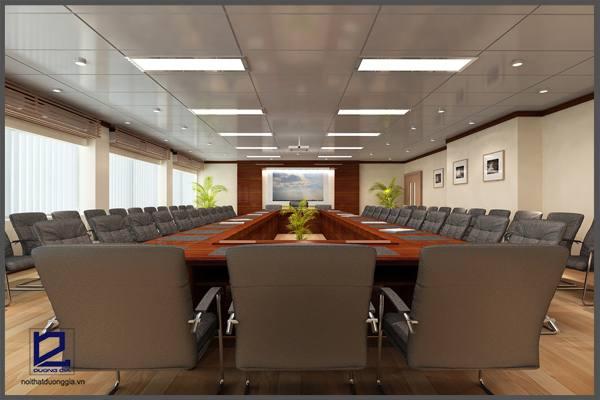 Mẫu thiết kế nội thất phòng họpPH-DG15 (góc chụp 3)