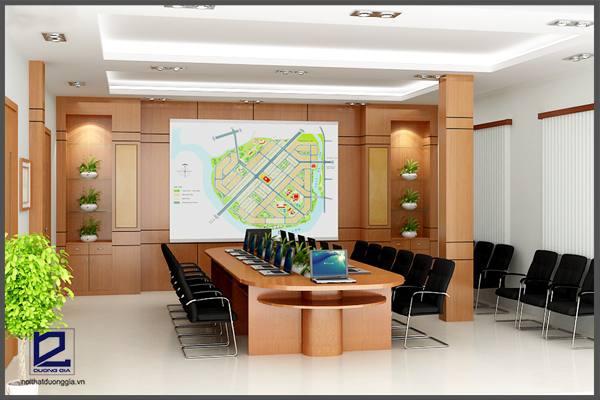 Mẫu thiết kế nội thất phòng họp PH-DG20 góc  2
