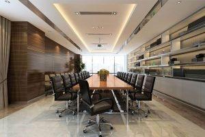 Thiết kế phòng họp nhỏ Quận ủy Thanh Xuân PH-DG23