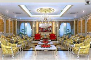 Thiết kế nội thất phòng khánh tiết KT-DG04