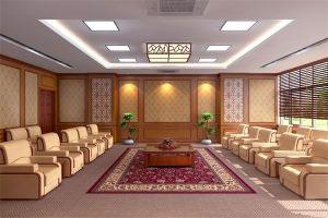 Thiết kế nội thất phòng khánh tiết KT-DG06