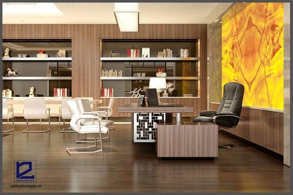 Tiêu chuẩn thiết kế nội thất văn phòng
