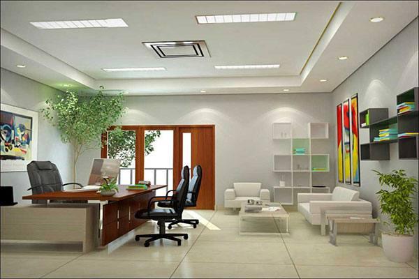 Hợp phong thủy cũng là tiêu chuẩn thiết kế nội thất văn phòng hiện đại