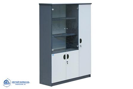 Tủ tài liệu văn phòng HP1960-3B đẹp, sang trọng