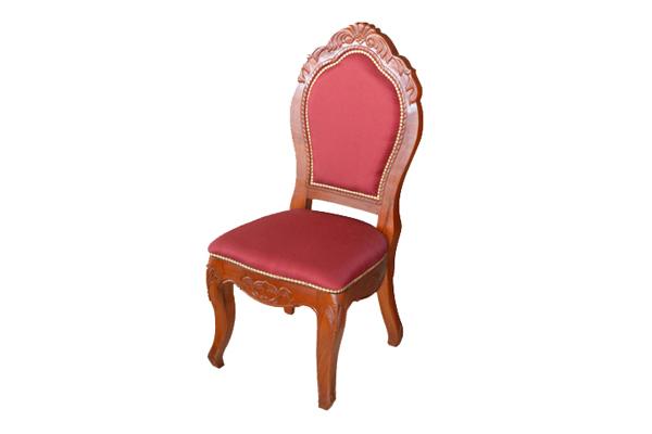 Ghế hội trường bằng gỗ xoan đào - mẫu số 1