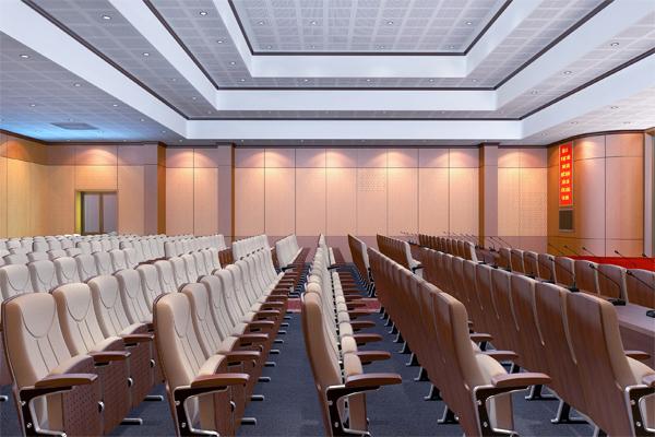 Xưởng đóng bàn ghế hội trường tại Nội thất Dương Gia dày dạn kinh nghiệm