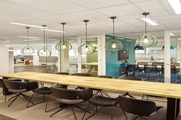 Văn phòng làm việc thông minh là quản lý được tiếng ồn