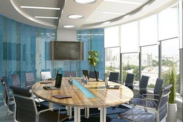 Phân chia phòng ban trong thiết kế văn phòng cao ốc