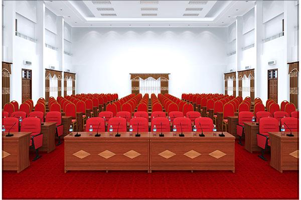 Lựa chọn ghế hội trường phù hợp mọi không gian