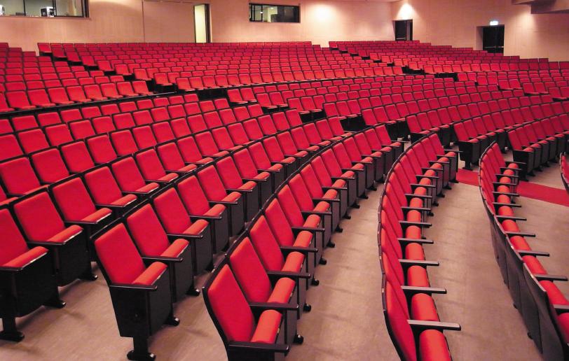 Bản vẽ ghế hội trường hoàn thiện có ý nghĩa quan trọng